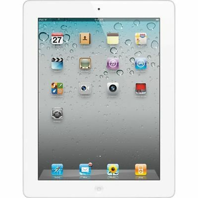 Apple iPad 2 32GB, Wi-Fi, 9.7in - White-Brand New-Factory Sealed