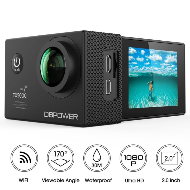 db power action kamera im test 2018 bestenliste. Black Bedroom Furniture Sets. Home Design Ideas