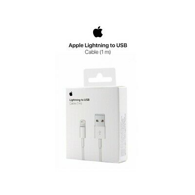 Genuine Apple iPhone Lightning USB Cable - iPhone iPad iPod