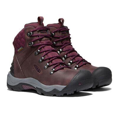 Keen Womens Revel III Walking Boots - Purple Sports Outdoors Waterproof