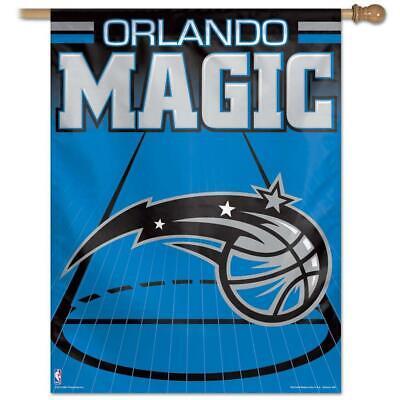 Orlandao Magic Vertical Banner [NEW] NBA Flag Yard House Sign Outside Magic Vertical Flag