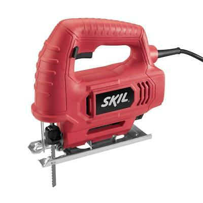 SKIL 4.5 Amp Variable Speed Jig Saw Corded Electric Power To