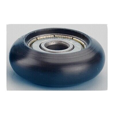 3mm Bore Bearing With 17mm Plastic Tire 3x17x5mm