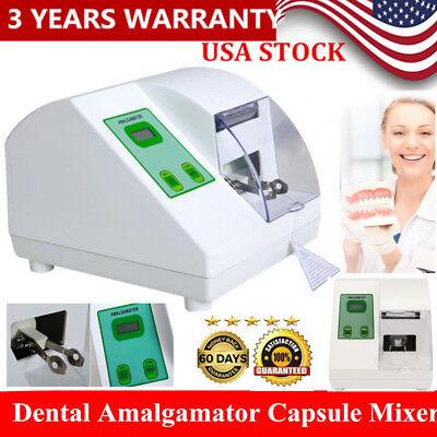 New Amalgamator Dental Digital Capsule Mixer Hl-ah Blender Mixer Amalgam Ce 20w