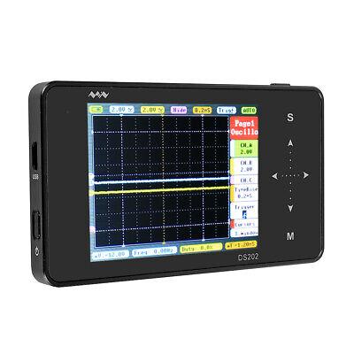 Sale Sainsmart Mini Dso202 Digital Handheld Oscilloscope 2 Channel 10 Msps Us