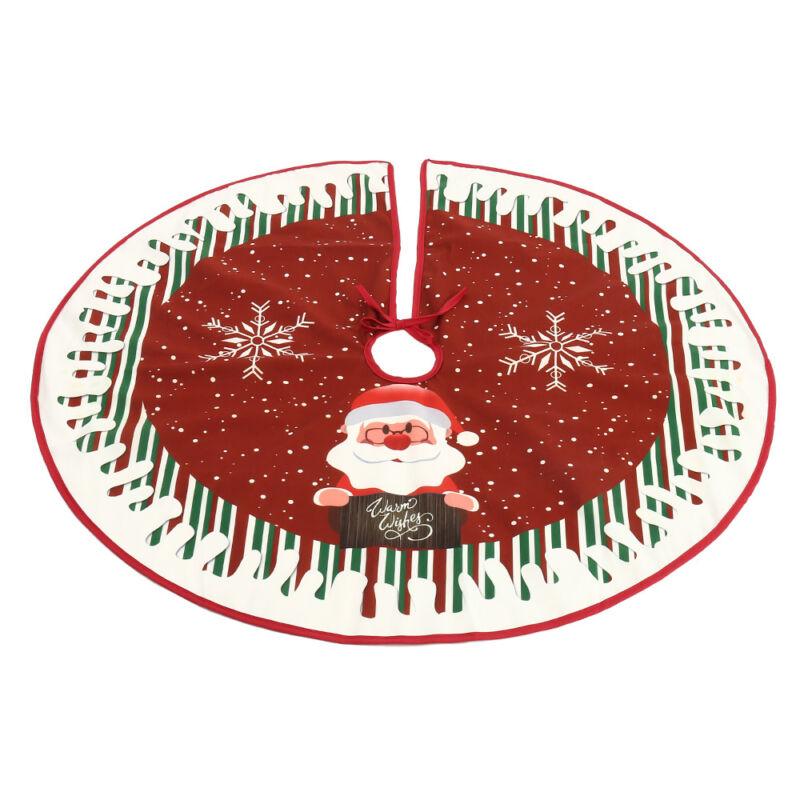 Christmas Tree Mat Aprons Xmas Supply