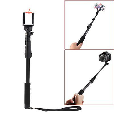 selfie joy stick yunteng c 188 extendable handheld monopod for samsung iphone. Black Bedroom Furniture Sets. Home Design Ideas