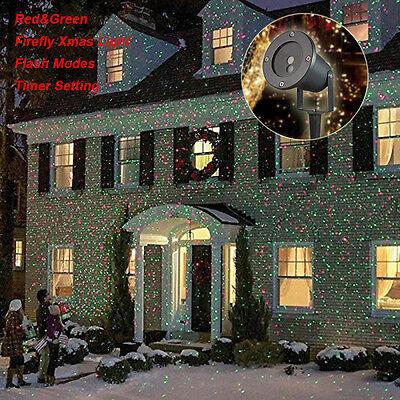 Projector Light Shower Holiday Outdoor Led Laser Light Lamp Home ...