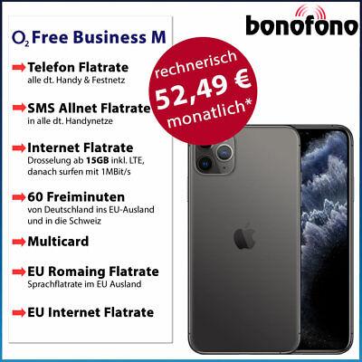 Apple iPhone 11 Pro 64GB - o2 Free Business M Allnet Flatrate|SMS|Internet 15GB online kaufen