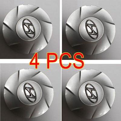 "Genuine OEM Parts 17"" Wheel Center Cap Cover 4PCS For HYUNDAI 2011-2013 Elantra"