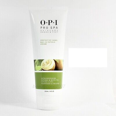 OPI Pro Spa Protective Hand, Nail & Cuticle Cream 8oz, used for sale  Shipping to Canada