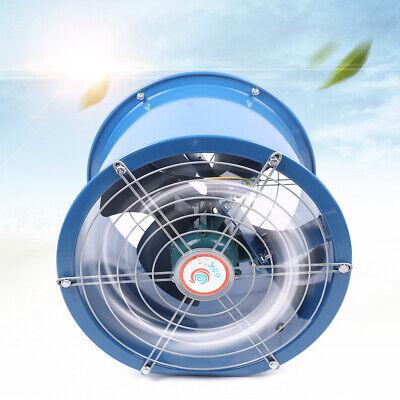 16cylinder Pipe Fan Multifunctional Ventilator Fume Extractor Fan Axial Pipefan