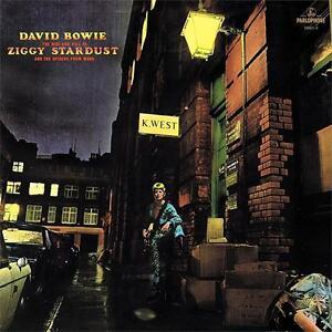 NEW VINYL David Bowie ZIGGY - 123606192 - MUSIC RECORD - ZIGGY STARDUST  THE SPIDERS FROM MARS