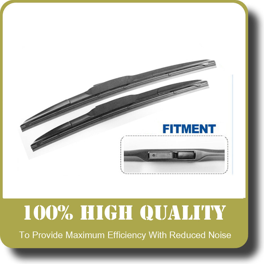 Windscreen wiper blade set for NISSAN INTERSTAR Fits for car 2002 TO 2011