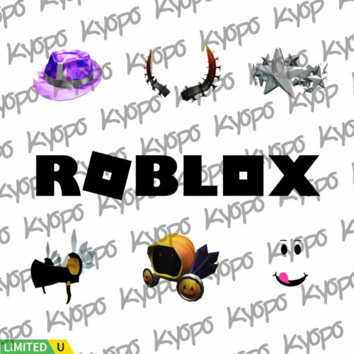 Roblox Limited Clean Items | Faces | Hair | Hats