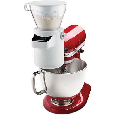 Kitchenaid 5ksmsfta Accessoire Tamis + Balance pour Robot de Cuisine