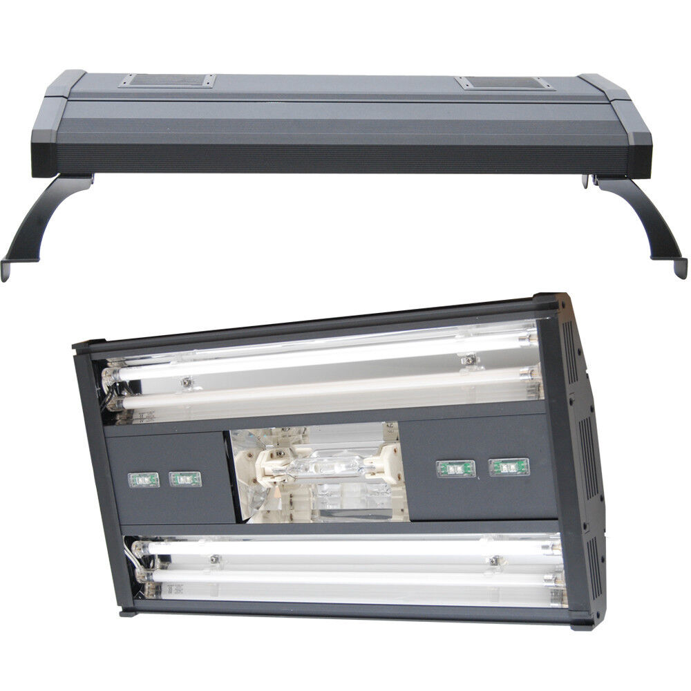"Are Metal Halide Lights Dangerous: MH 30"" Metal Halide T5 Aquarium Light Reef Marine Coral"