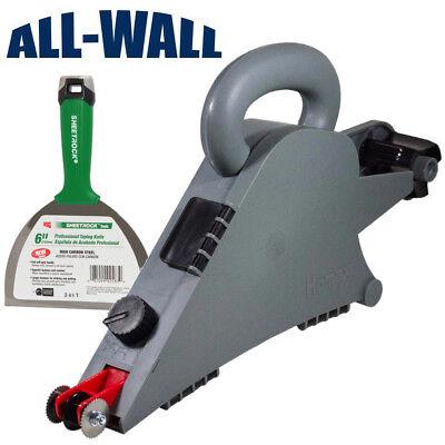 Homax 6500 Remodelers Drywall Taping Tool Banjo Plus Pro Series 6 Joint Knife