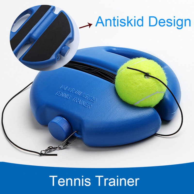 Ball Baseboard Exercise Rebound Practice Tool Training Tenni