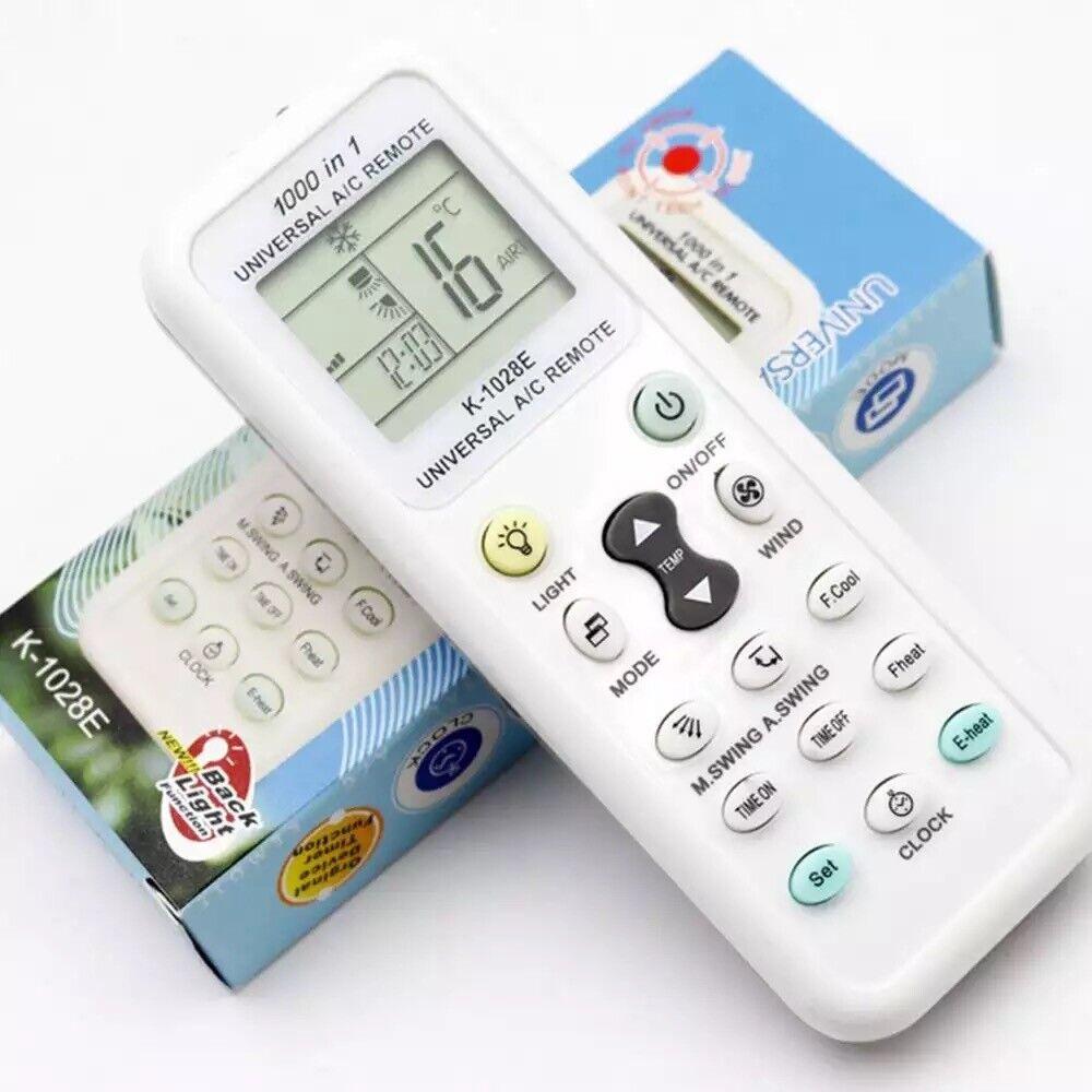 Mini Split A/C Universal Remote Control K-1028E - US Seller