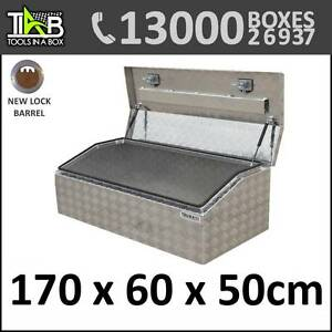 Aluminium Chest Toolbox Truck Ute Trailer Camper Caravan 1765 Brisbane City Brisbane North West Preview