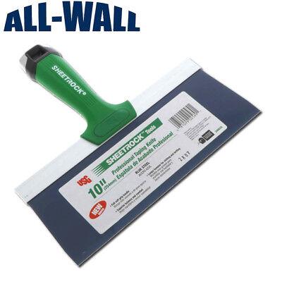 Usg Sheetrock Pro 10 Drywall Taping Knife Blue Steel W Matrix Style Handle