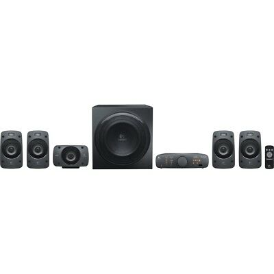 Logitech - 5.1 500 W Speaker System - iPod Supported - Multi for sale  USA