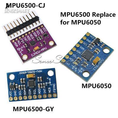 Mpu6500mpu6050 6 Axis Gyro Accel Sensor Module Replace Mpu6050mpu6000 St