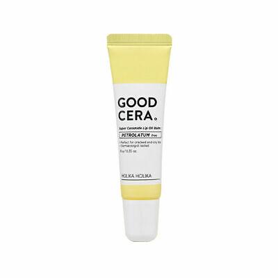 HOLIKA HOLIKA Good Cera Super Ceramide Lip Oil Balm 10g Free gifts