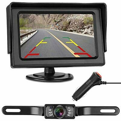 vehicle backup cameras monitor kit for car