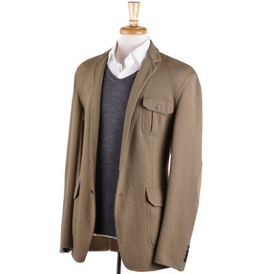 New $3995 RALPH LAUREN PURPLE LABEL Cashmere Blend Cardigan-Blazer M (40 L)