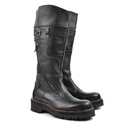 Luxury Men's Winter Boots 100% Natural Leather of The BEST quality (The Best Leather Boots)