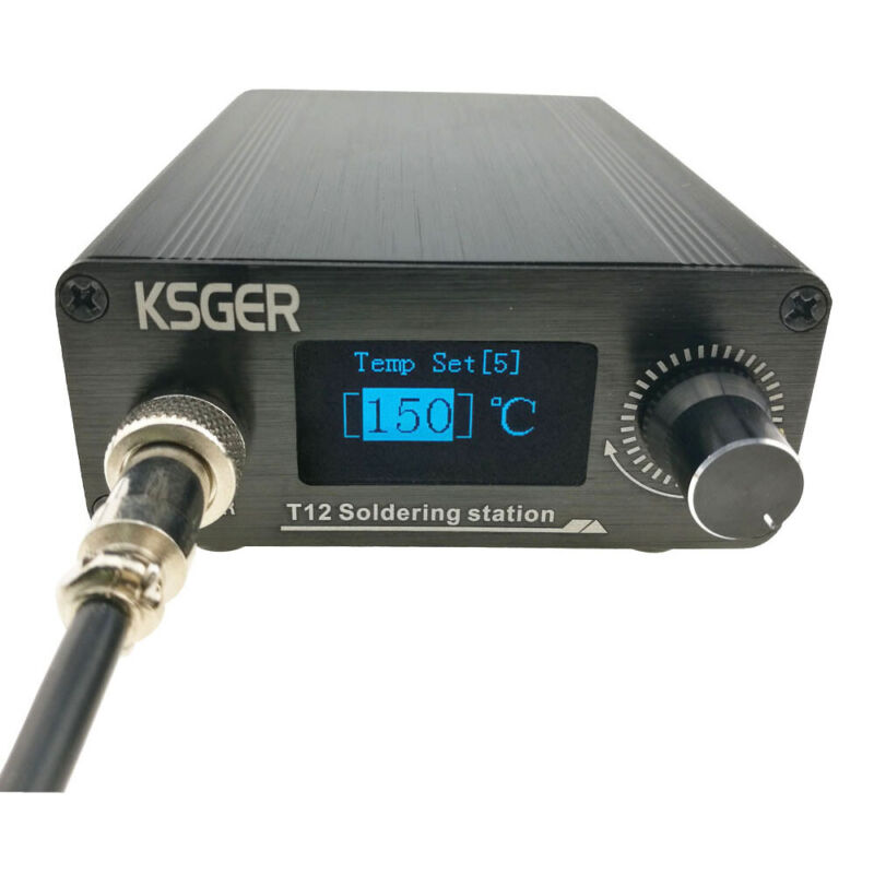 KSGER V2.1S T12 Digital Temperature Controller Soldering Station Electric