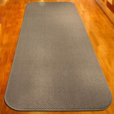 22 ft x 27 in SKID-RESISTANT Carpet Runner CAMEL TAN hall ar