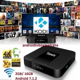 2G+16G 2018 NEW Tanix TX3 Kodi 4K TV Box S905W Android 7.1  NEW