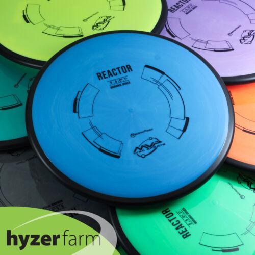MVP NEUTRON REACTOR *pick color and weight* Hyzer Farm disc golf midrange
