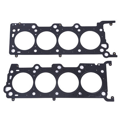 ((2) OE SPEC 97-04 Ford Lincoln Mercury 4.6L 5.4L V8 SOHC DOHC MLS Head Gaskets)