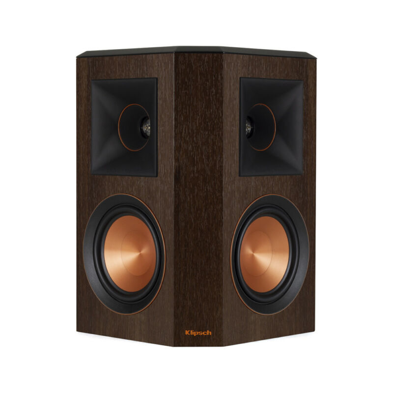 Klipsch Rp-502s Walnut Surround Speaker