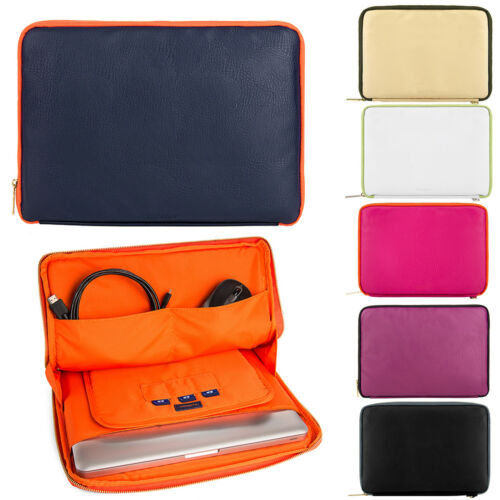 tablet leather shock proof sleeve pouch case