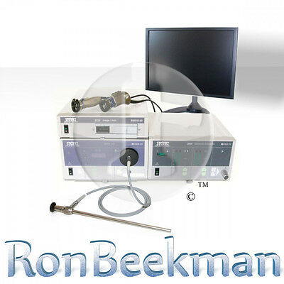 Karl Storz Image 1 Hub Hd Laparoscopic System Thermoflator Endoscopy Laparoscopy