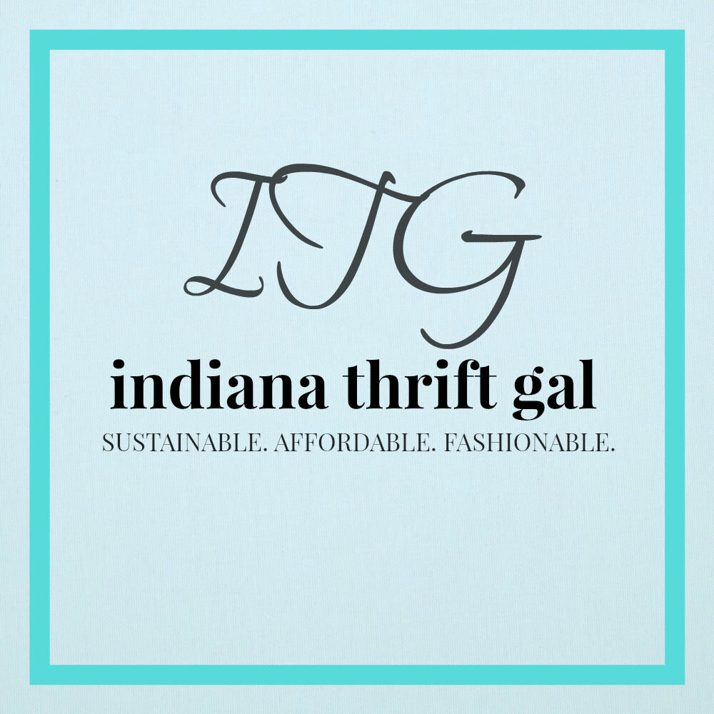 Indiana Thrift Gal