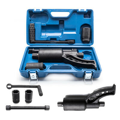 New Torque Multiplier Set Wrench Lug Nut Labor Saving Lugnuts Remover Heavy Duty
