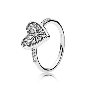 Pandora heart ring, size 6