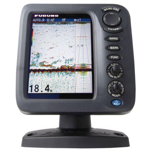 Furuno FCV628 5.7 Fishfinder w/RezBoost