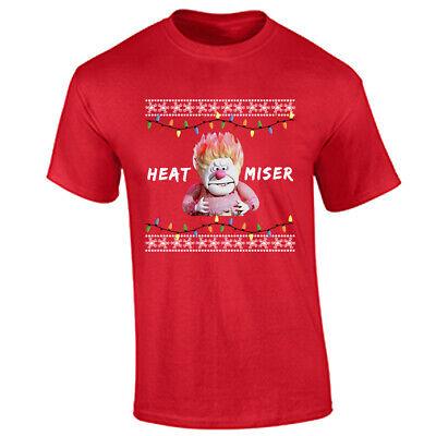 Tacky Ugly Christmas Shirt Heat Miser Funny Holiday T-Shirt ()