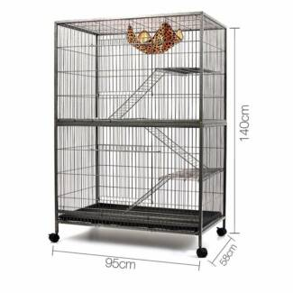 Large Ferret/Bird/Rat/Guinea-pig Cage