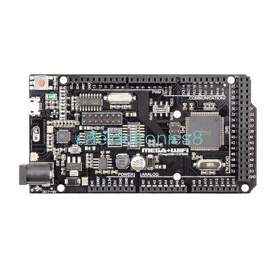 1x Mega Wifi R3 Atmega2560esp8266 Usb-ttl Ch340g For Arduino Nodemcu Wemos