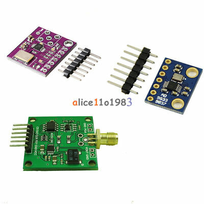Dds Signal Generator Ad9833 Module Programmable Microprocessors Sine Square Wave