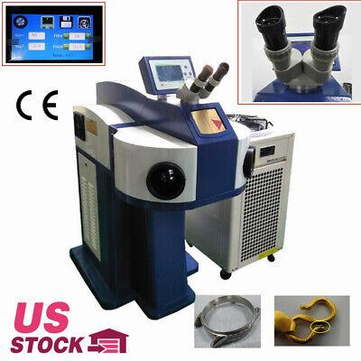 Us Stock Laser Spot Welding Machine Jewelry Laser Welder Spot Welders 200w 220v