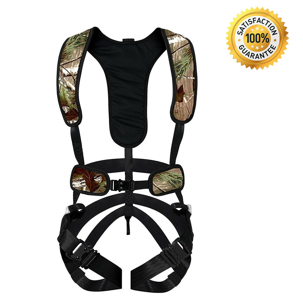 Lightweight X-1 Bowhunter Treestand Safety Harness by Hunter
